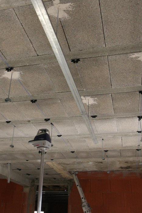 Cloisons for Niveau laser pour plafond